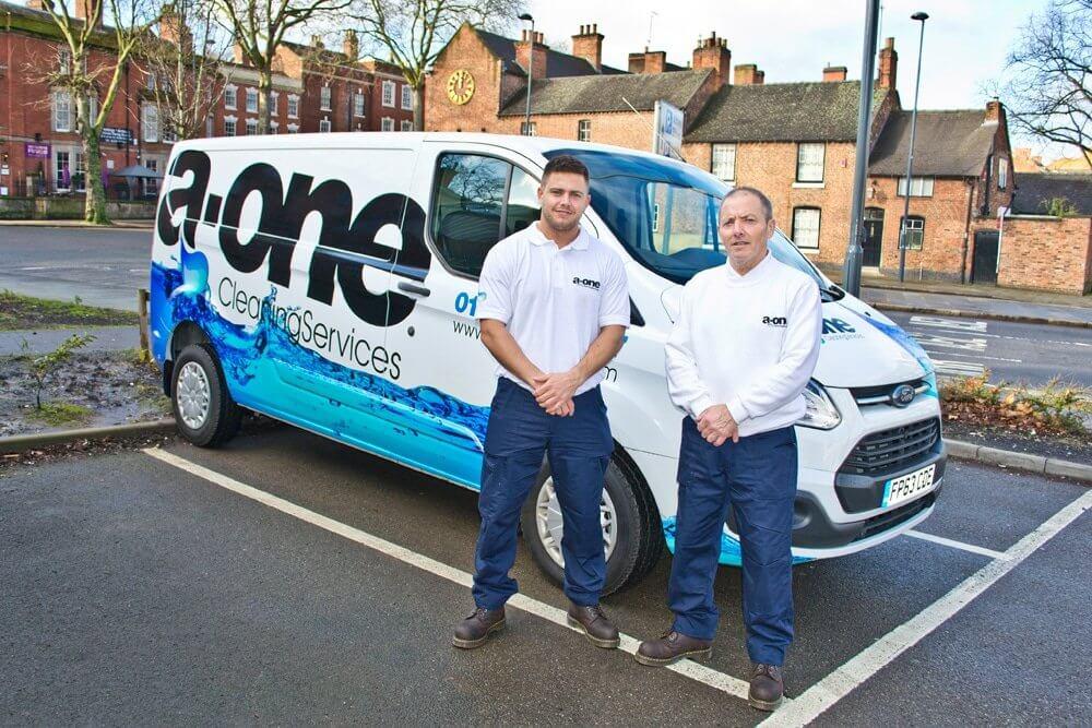 A-one van