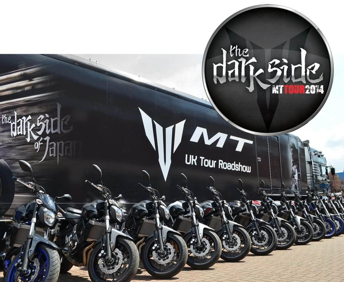 Main Image of Converting Britain's bikers to The Dark Side…