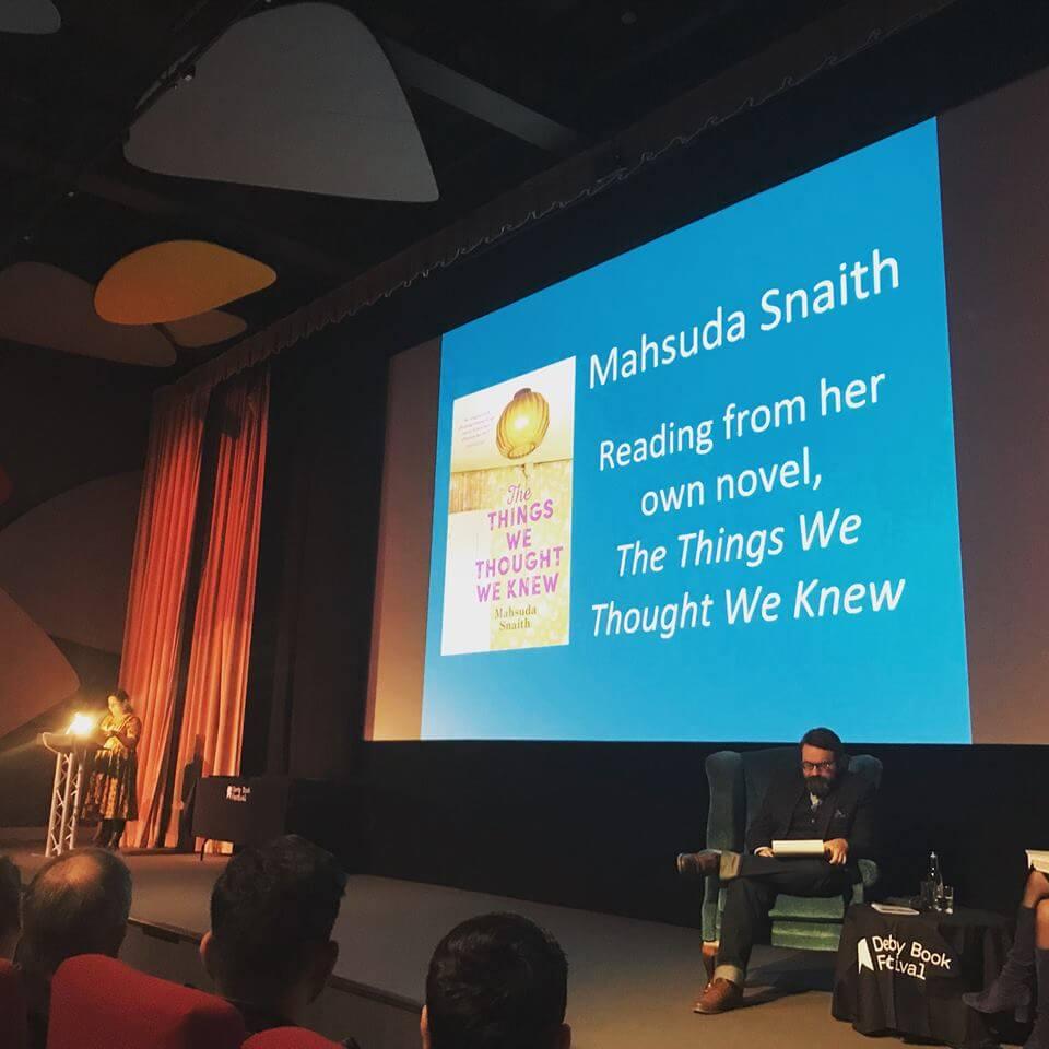 derby-book-festival-mahsuda-snaith