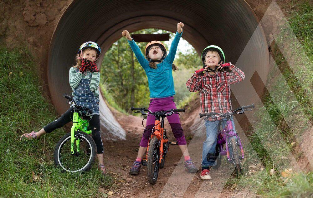 black mountain kids bikes