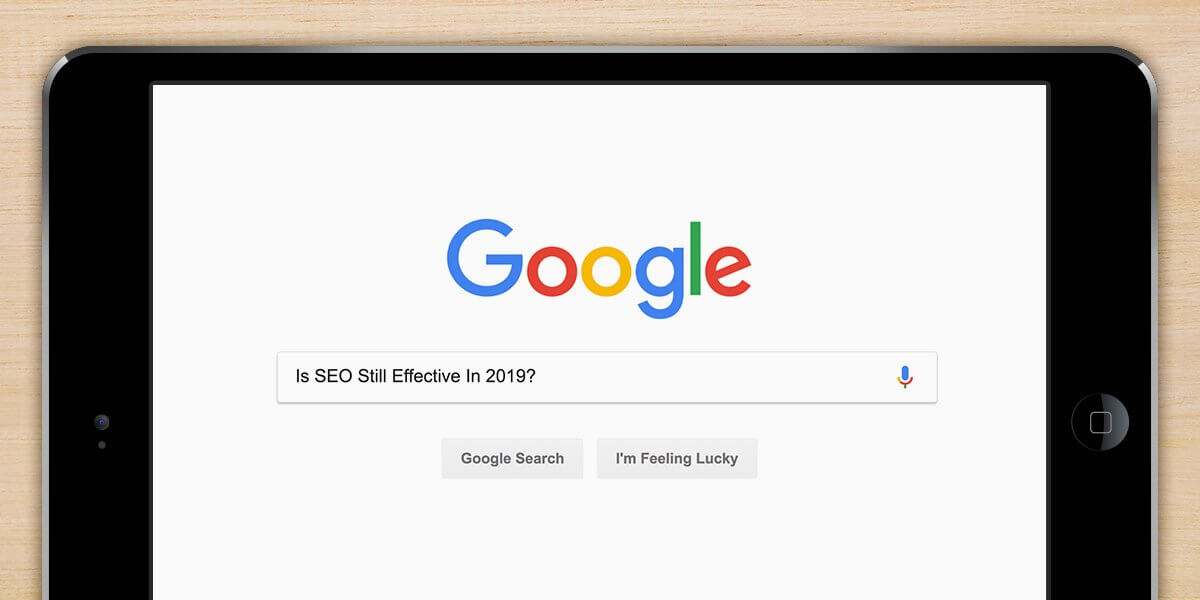 is seo still effective