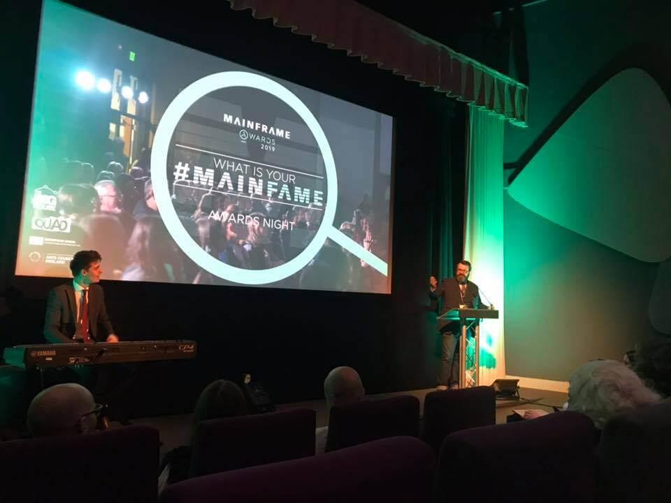 mainframe awards night