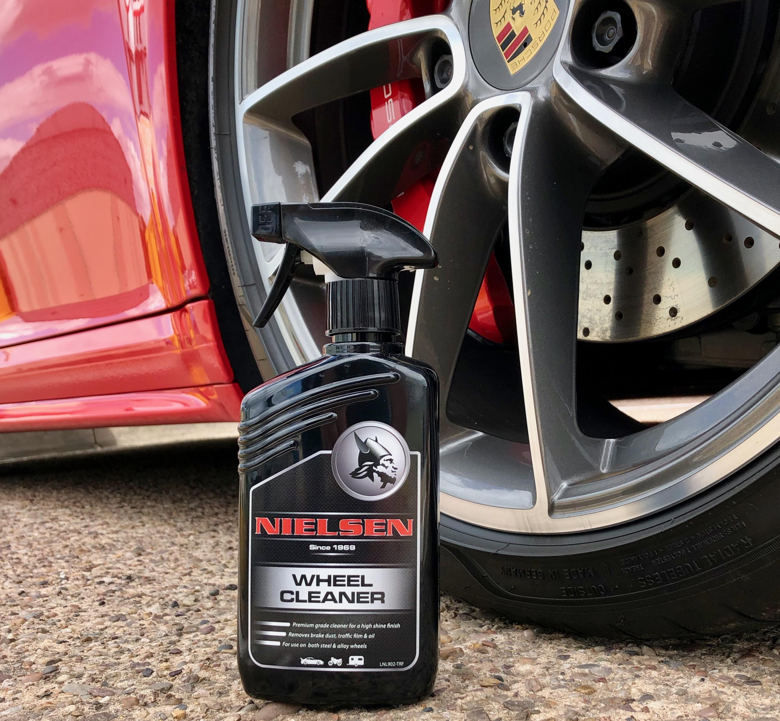 nielsen wheel cleaner