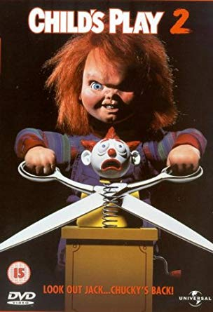 Child's Play 2 DVD Cover