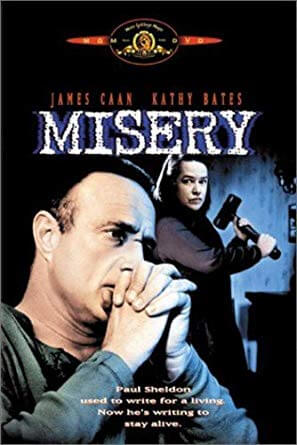 Misery DVD cover