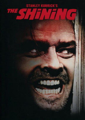 The Shining DVD cover
