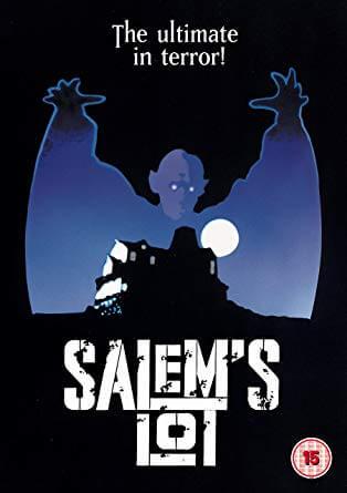 Salem's Lot DVD cover